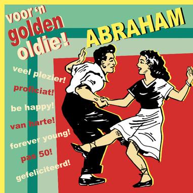Abraham teksten en wensen