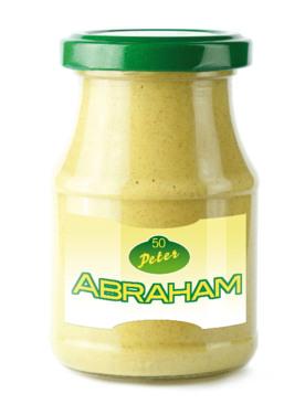 Verjaardagswensen Abraham