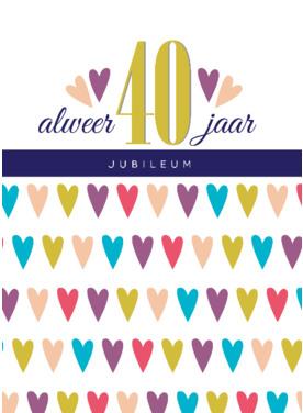 wensen 40 jaar getrouwd 40 Jaar Getrouwd   Originele en Leuke Wensen voor het Bruidspaar wensen 40 jaar getrouwd